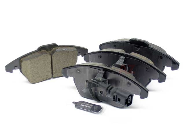 3C0698151D Akebono Euro Brake Pad Set