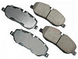 LR019618 Akebono Euro Brake Pad Set