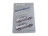AU8006040 Robert Bentley Repair Manual - Book Version; 1998-2004 A6,RS6,S6; OE Factory Authorized