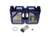 AU8OILCGKIT AAZ Preferred Oil Filter Kit; With Oil and Drain Plug; KIT