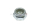 11051 Auveco Nylon Lock Nut; 5x0.8mm (8mm Hex)