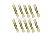 13678 Auveco Multi Purpose Wire Connector; Butt Connector; 12-10 Gauge; 10 PACK