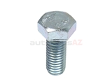 16703 Auveco Hex Head Bolt; M8x1.25x20mm (13mm Hex)