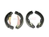 5C0698545 Bosch Blue Brake Shoe Set