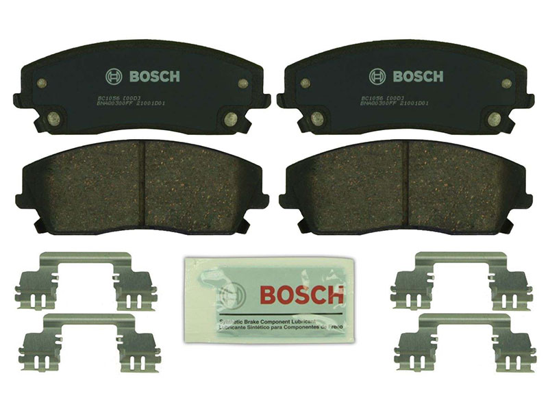 BC1056 Bosch QuietCast Ceramic Brake Pad Set
