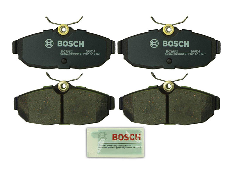 BC1082 Bosch QuietCast Brake Pad Set