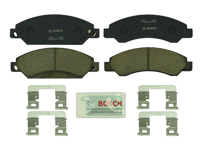 BC1092 Bosch QuietCast Ceramic Brake Pad Set