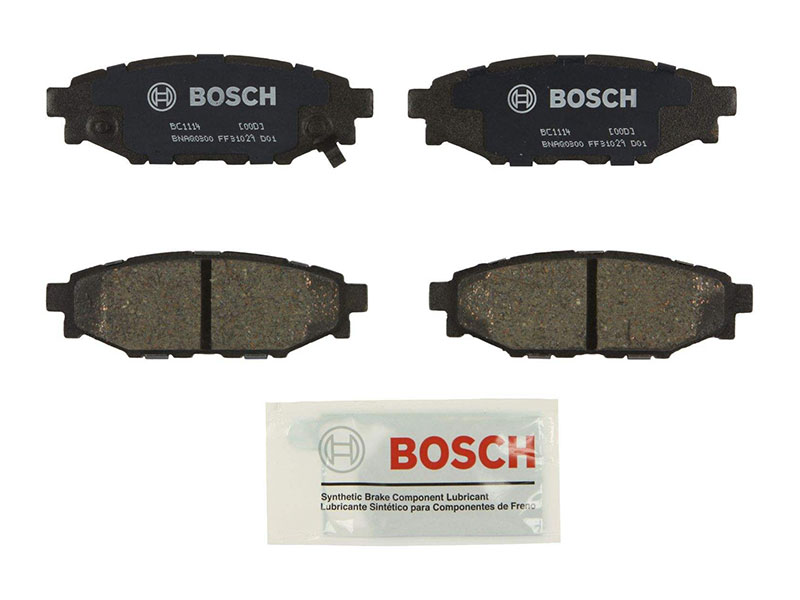 BC1114 Bosch QuietCast Ceramic Brake Pad Set