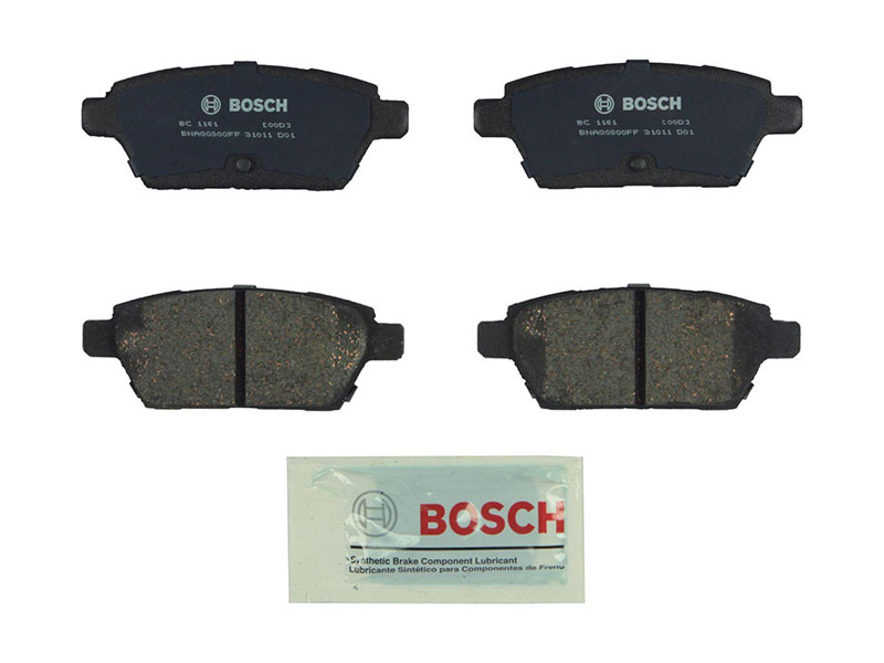 BC1161 Bosch QuietCast Ceramic Brake Pad Set