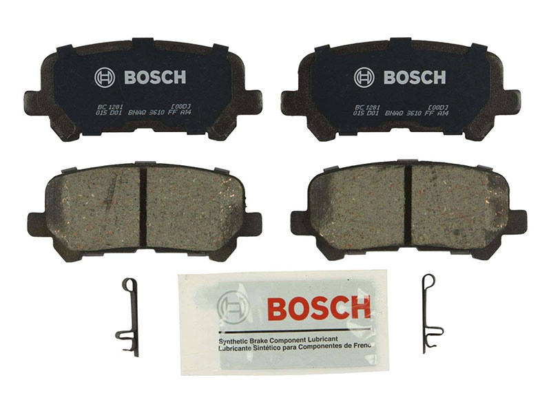 BC1281 Bosch QuietCast Ceramic Brake Pad Set