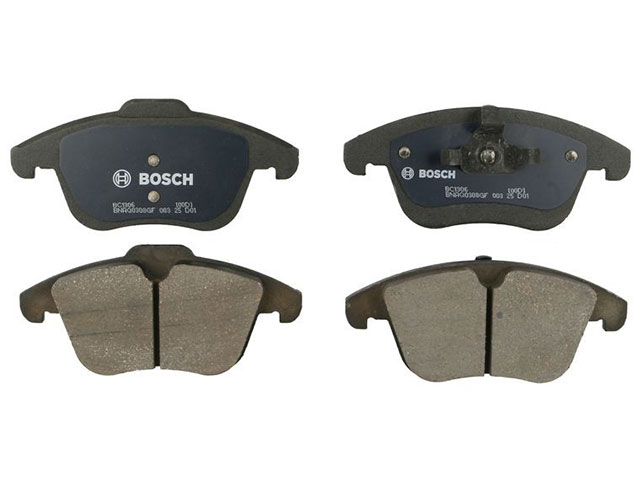 BC1306 Bosch QuietCast Ceramic Brake Pad Set