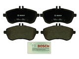 BC1340 Bosch QuietCast Ceramic Brake Pad Set; Front