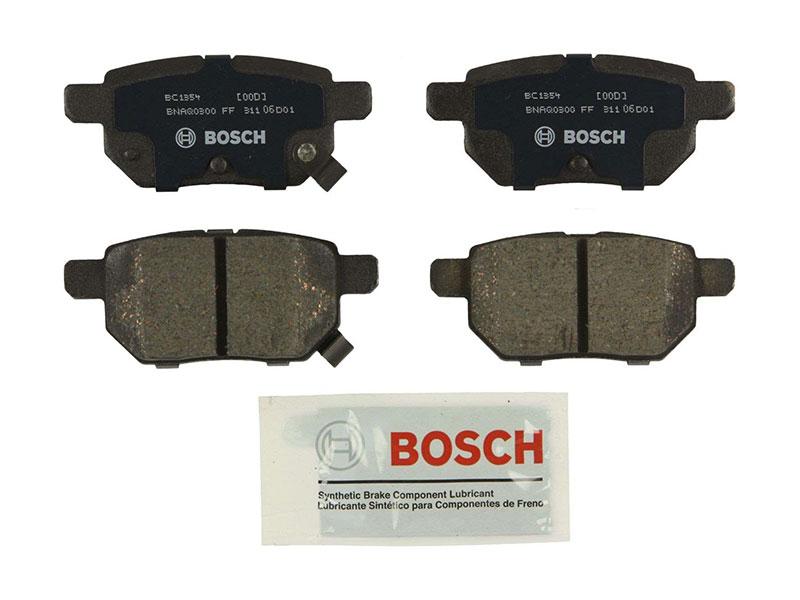 Disc Brake Pad Set-QuietCast Ceramic Pads Rear Bosch BC1354