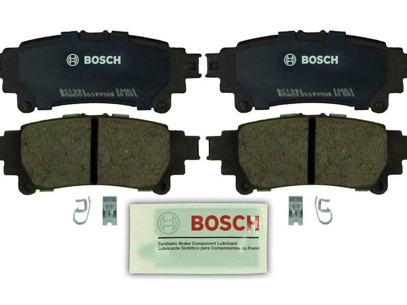 BC1391 Bosch QuietCast Brake Pad Set