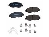 BC1578 Bosch QuietCast Ceramic Brake Pad Set; Front