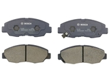 BC465 Bosch QuietCast Ceramic Brake Pad Set; Front
