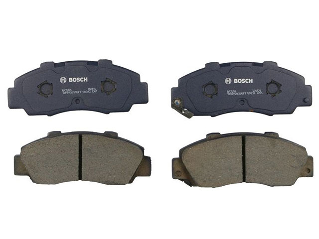BC503 Bosch QuietCast Ceramic Brake Pad Set; Front