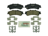 BC792 Bosch Quiet Cast Brake Pad Set; Rear