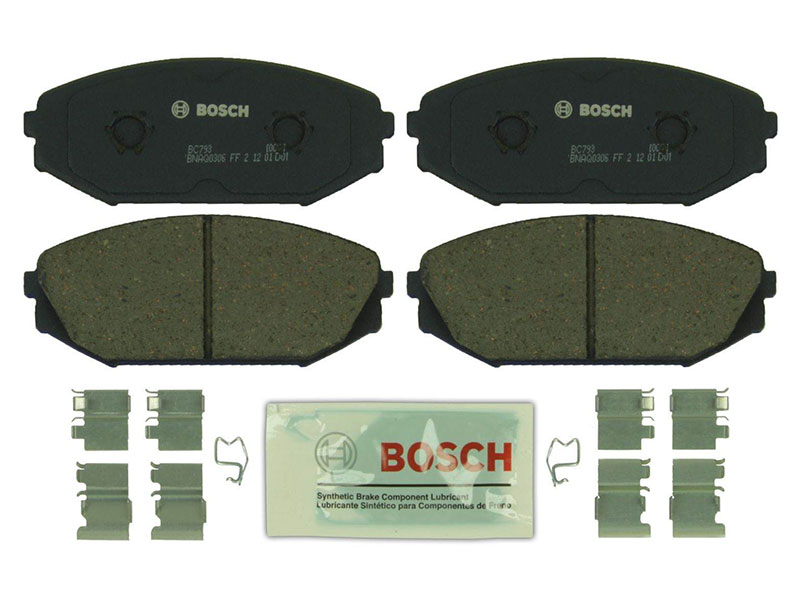 BC793 Bosch QuietCast Brake Pad Set