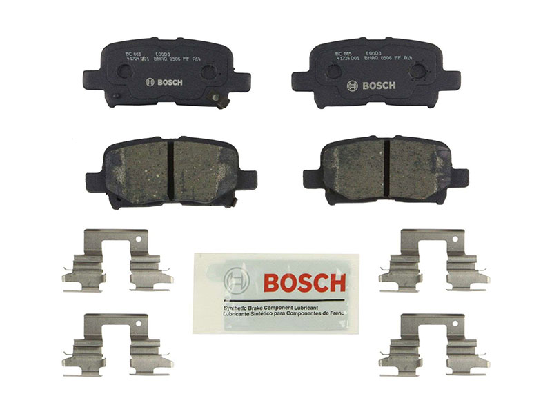 BC865 Bosch QuietCast Ceramic Brake Pad Set