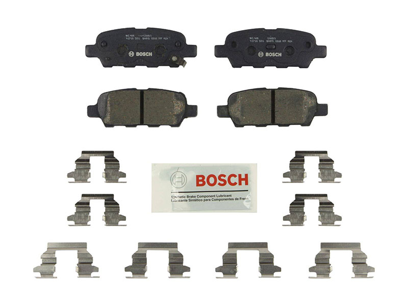 BC905 Bosch QuietCast Ceramic Brake Pad Set