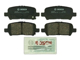 BC999 Bosch Quiet Cast Disc Brake Pad