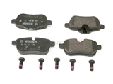 34216797861 Bosch Euroline Brake Pad Set
