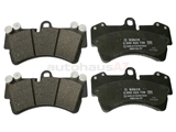 BE-7L0698151R Bosch Euroline Brake Pad Set