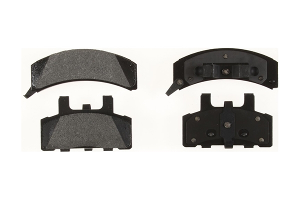 MKD369FM Bendix Brake Pad Set; Bendix Fleet MetLok