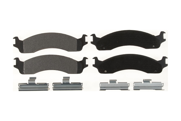 MKD655FM Bendix Brake Pad Set; Bendix Fleet MetLok