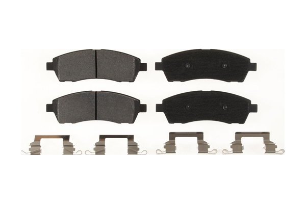 MKD757FM Bendix Brake Pad Set; Bendix Fleet MetLok