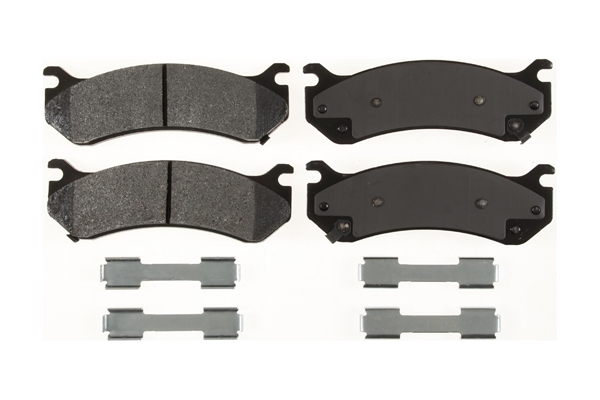 MKD785FM Bendix Brake Pad Set; Bendix Fleet MetLok