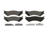 MKD802FM Bendix Brake Pad Set; Bendix Fleet MetLok