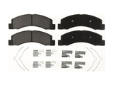 MKD824FM Bendix Brake Pad Set; Bendix Fleet MetLok