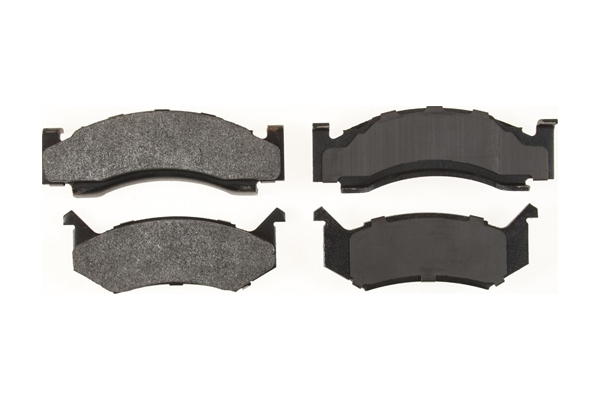 MKD86FM Bendix Brake Pad Set; Bendix Fleet MetLok