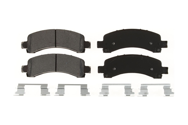 MKD974A Bendix Brake Pad Set; Bendix Semi-Metallic