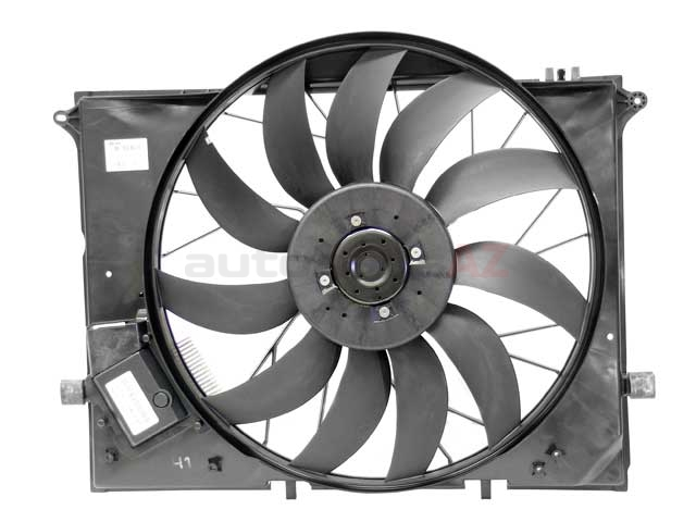 2205000293 Hella Auxiliary Cooling Fan Assembly