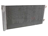 64539228607 Mahle Behr A/C Condenser; With Receiver Drier