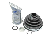 BKN0060R Rein Automotive CV Joint Boot Kit; Front Outer