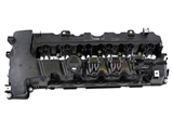 11127565284 Genuine BMW Valve Cover; With Gasket and 31 Bolts; N54 Engine