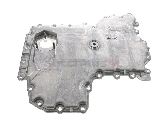 11137566803 Genuine BMW Oil Pan; Lower