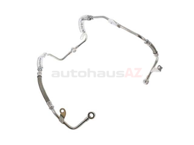 BM-11427599233 Genuine BMW Turbocharger Oil Line