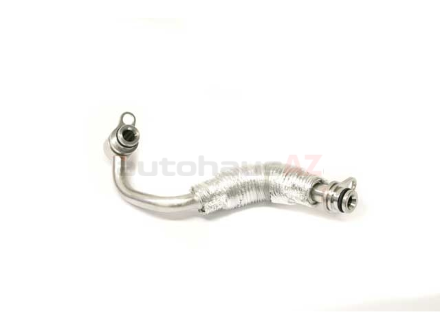 BM-11537558900 Genuine BMW Turbocharger Coolant Line; Return; Cyl 1-3
