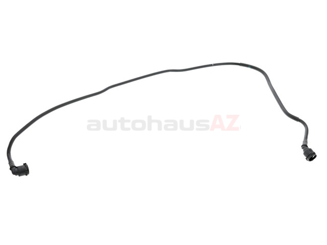 BM-17128570061 Genuine BMW Expansion Tank/Coolant Reservoir Hose; To Upper Radiator Hose; Vent Hose