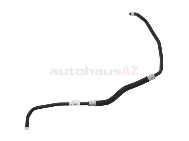 BM-17227527128 Genuine BMW Engine Oil Cooler Line