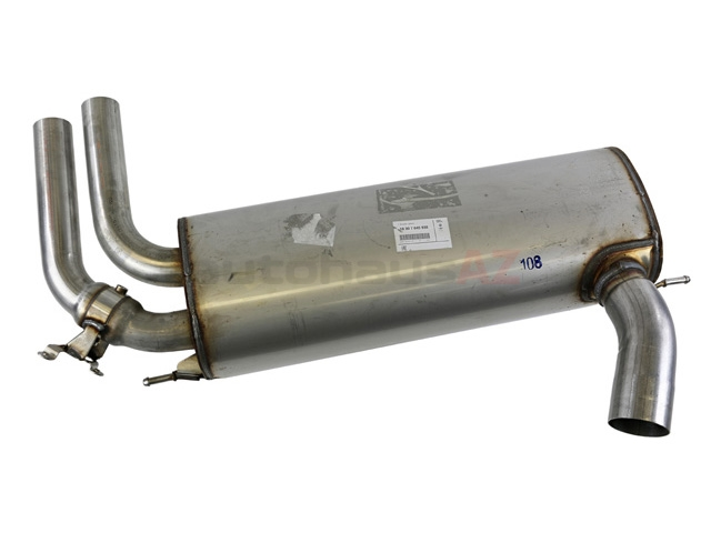 BM-18307645938 Genuine BMW Exhaust Muffler