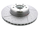 BM-34106797602 Genuine BMW Disc Brake Rotor