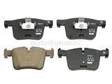 BM-34106799801 Genuine BMW Brake Pad Set
