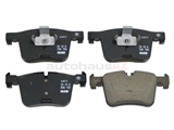 BM-34106856191 Genuine BMW Brake Pad Set