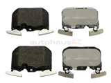 BM-34106878878 Genuine BMW Brake Pad Set
